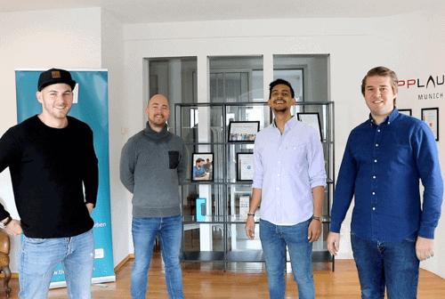 App Entwickler Team