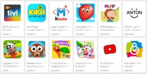 apps für kinder in 2020